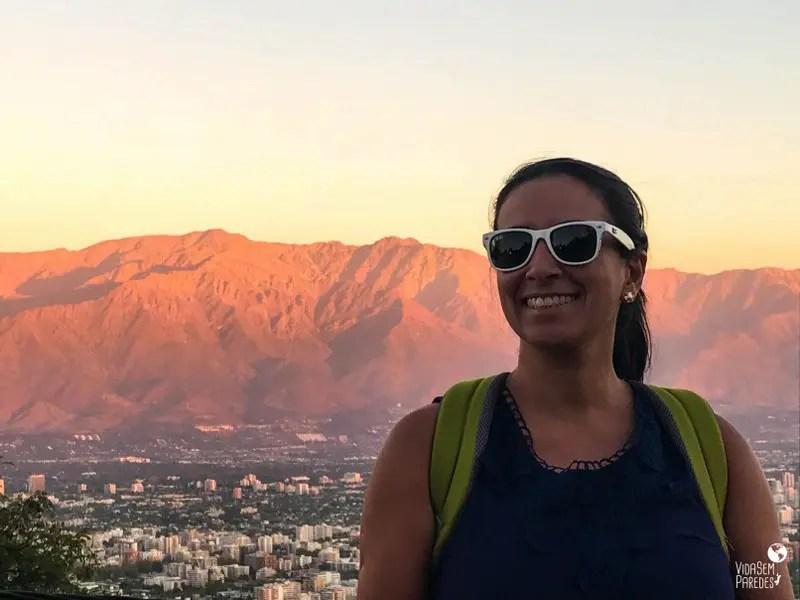 3 mirantes para ver a Cordilheira dos Andes em Santiago