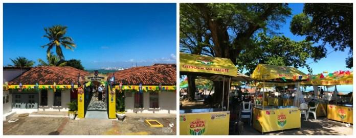 O que fazer no centro histórico de Olinda, Pernambuco: Alto da Sé
