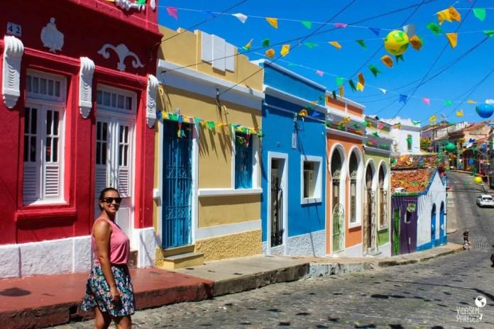 O que fazer no centro histórico de Olinda, Pernambuco