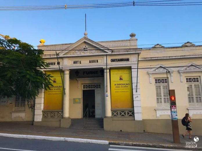 O que fazer em Campina Grande: Museu de Arte Assis Chateaubriand