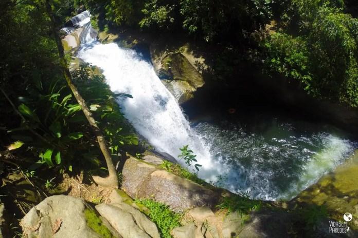 cachoeira do pai sana