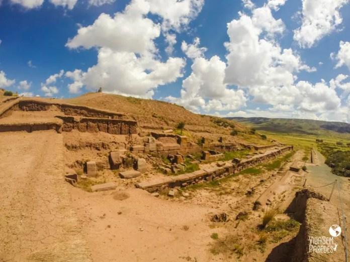 Ruinas Tiahuanaco