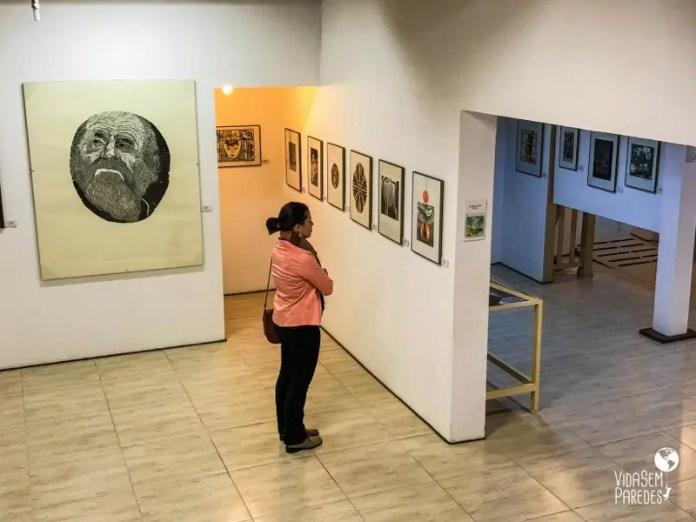 Museu Casa da Xilogravura
