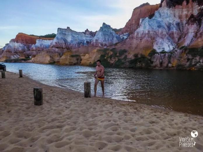 falesias praia do gunga