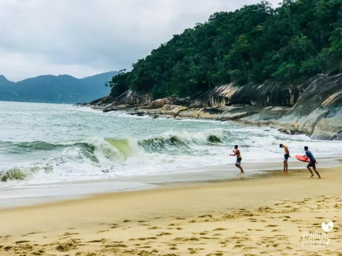 praia da sununga