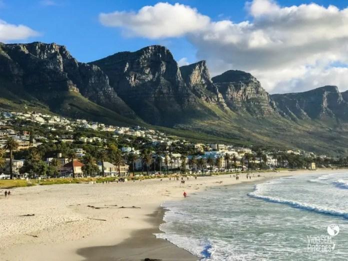 Camps Bay Cidade do Cabo