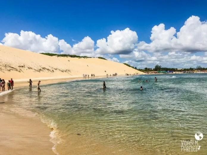 praia genipabu