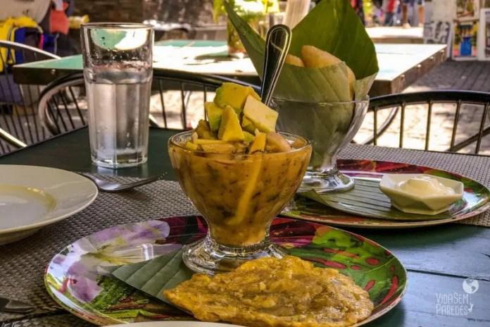 comidas colombianas
