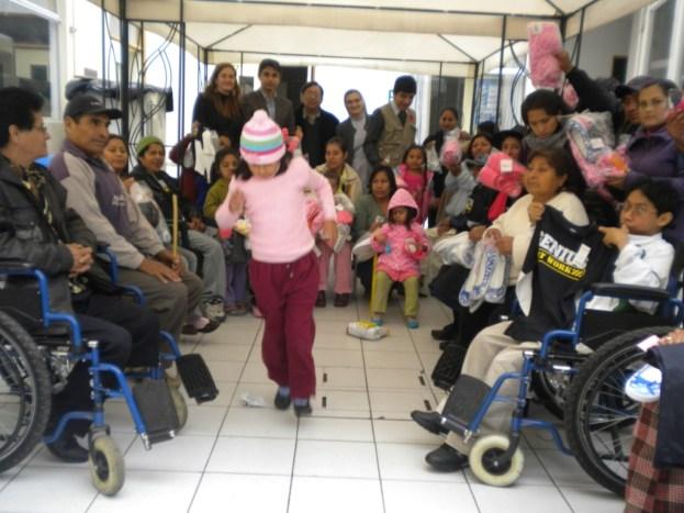 Familias con donaciones 1