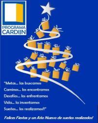 tarjeta fin de año