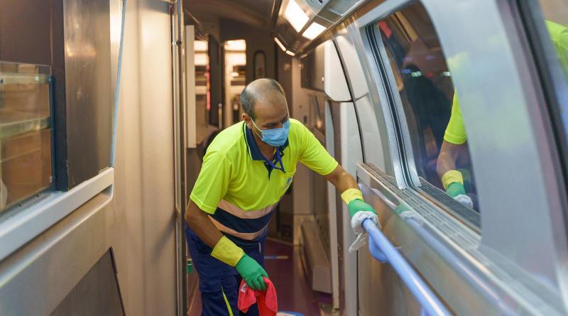 Renfe-SNCF en cooperación reanuda la circulación de los servicios de alta velocidad entre España y Francia