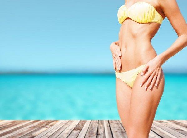 Alexandra Arrez: Reduce una talla antes de ir a la playa