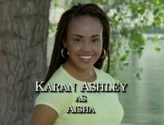 Aisha Campbell-Yellow Ranger