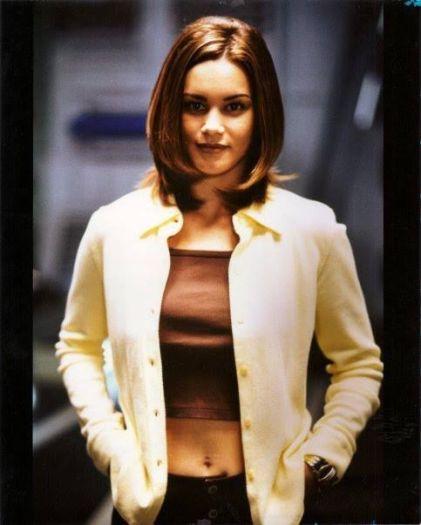 Ashley Hammond-Yellow Ranger