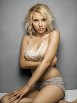 Scarlett Johanson nighties