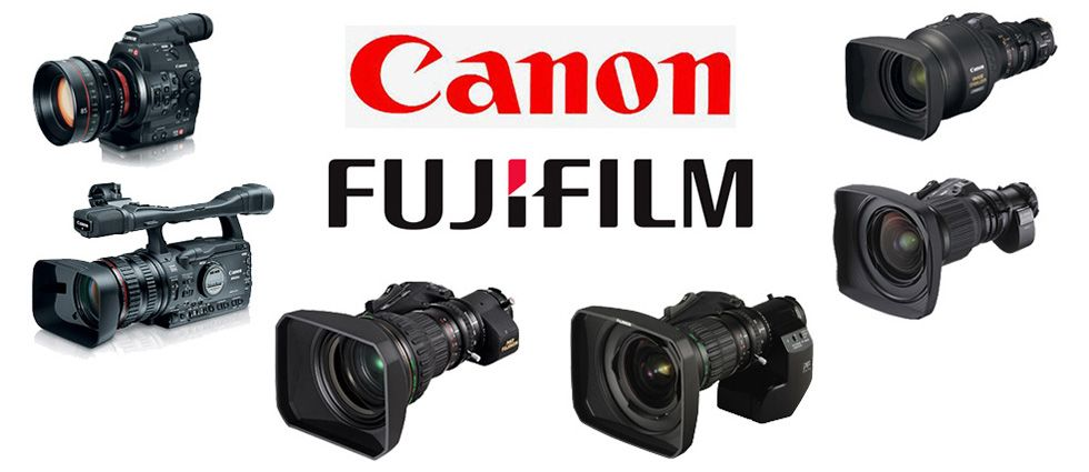 Canon & Fujinon Lenses | Studio, Field, and Portable HDTV lenses for a diverse range of production needs.