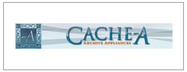 Cache-A :: Archive Appliances :: at IBC 2013
