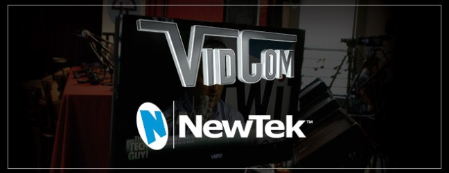 Register Now :: Learn how to Stream Live :: NewTek TriCaster Event – March 13th