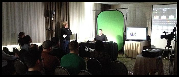 NewTek Vancouver Event :: March 13