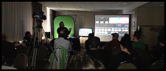NewTek Event :: Stream Your Way to Success :: Vancouver March 13