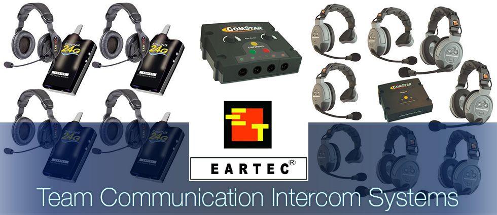 Eartec – Team Communication & Intercom Systems