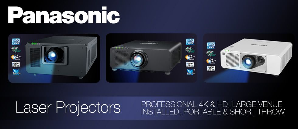 Panasonic Laser Projectors