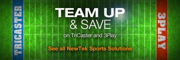 Newtek Team Up & Save