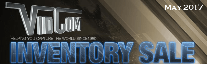 VidCom's Annual Inventory Sale PDF