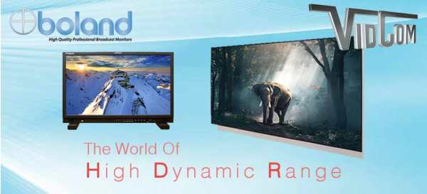 Boland Offers 4K, HDR and OLED