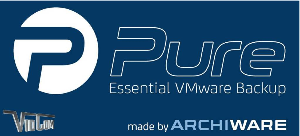 Archiware Pure Essential VMware Backup
