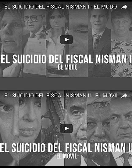 """VIDEOS EXCLUSIVOS: """"LA VERDAD DEL CASO NISMAN"""""""