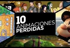 10 animaciones perdidas