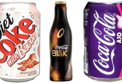 Los 10 sabores de coca cola más raros del mundo