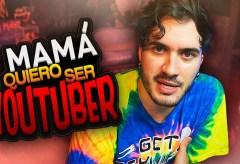Mamá, quiero ser youtuber. Un vlog de wismichu