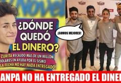 Juanpa Zurita ¿Se clavó el dinero de las donaciones? | Viral Team le tira a Dosogas