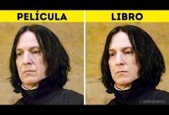 Cómo JK Rowling imaginó los personajes de Harry Potter vs cómo fueron retratados en las películas