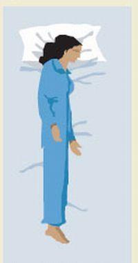 Позы сна — привет от подсознания, значение поз во сне. О чем говорят позы во время сна