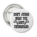 Don´t judge me