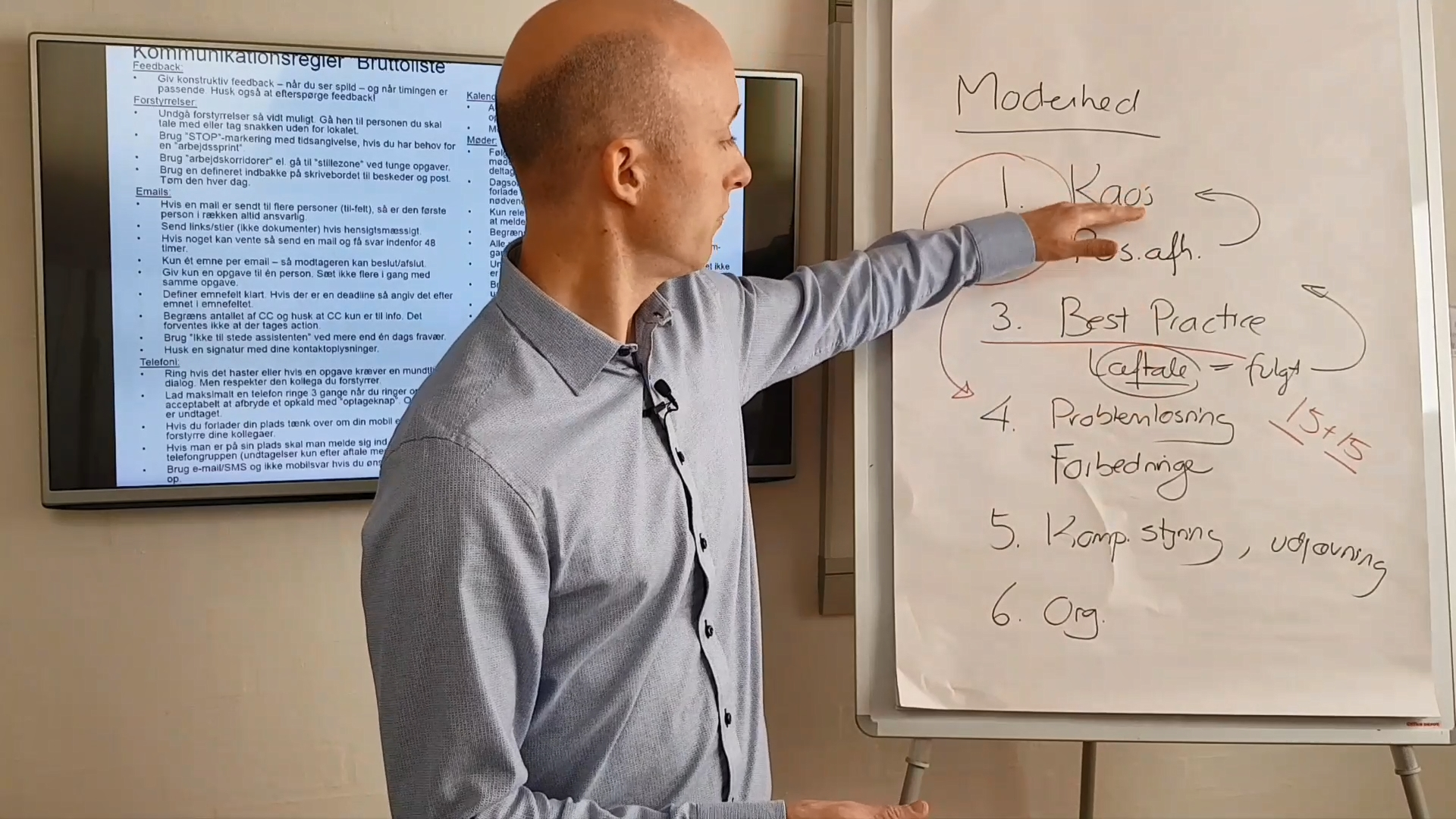 Video: Lean Og Organisatorisk Modenhed