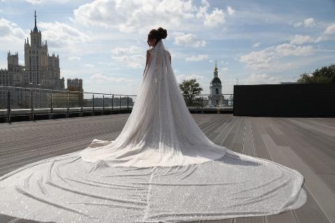 Фото со свадьбы Мусульбес и Литвинова