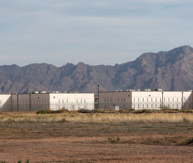 Prisoners In Hawaii Are Being Sent To Die In Private Prisons In Arizona