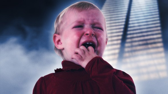Image result for kid scared