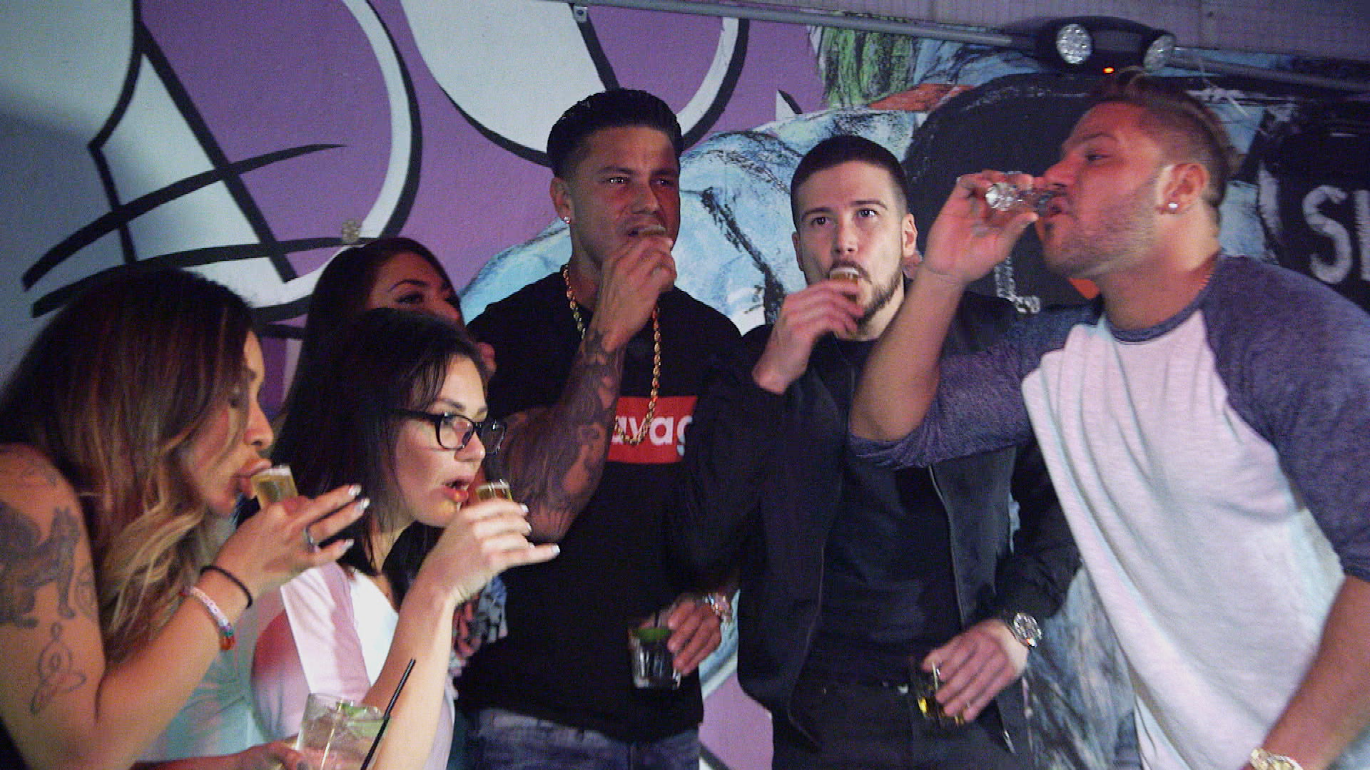 The 'Jersey Shore' Cast Said 'I've Changed' Countless ...