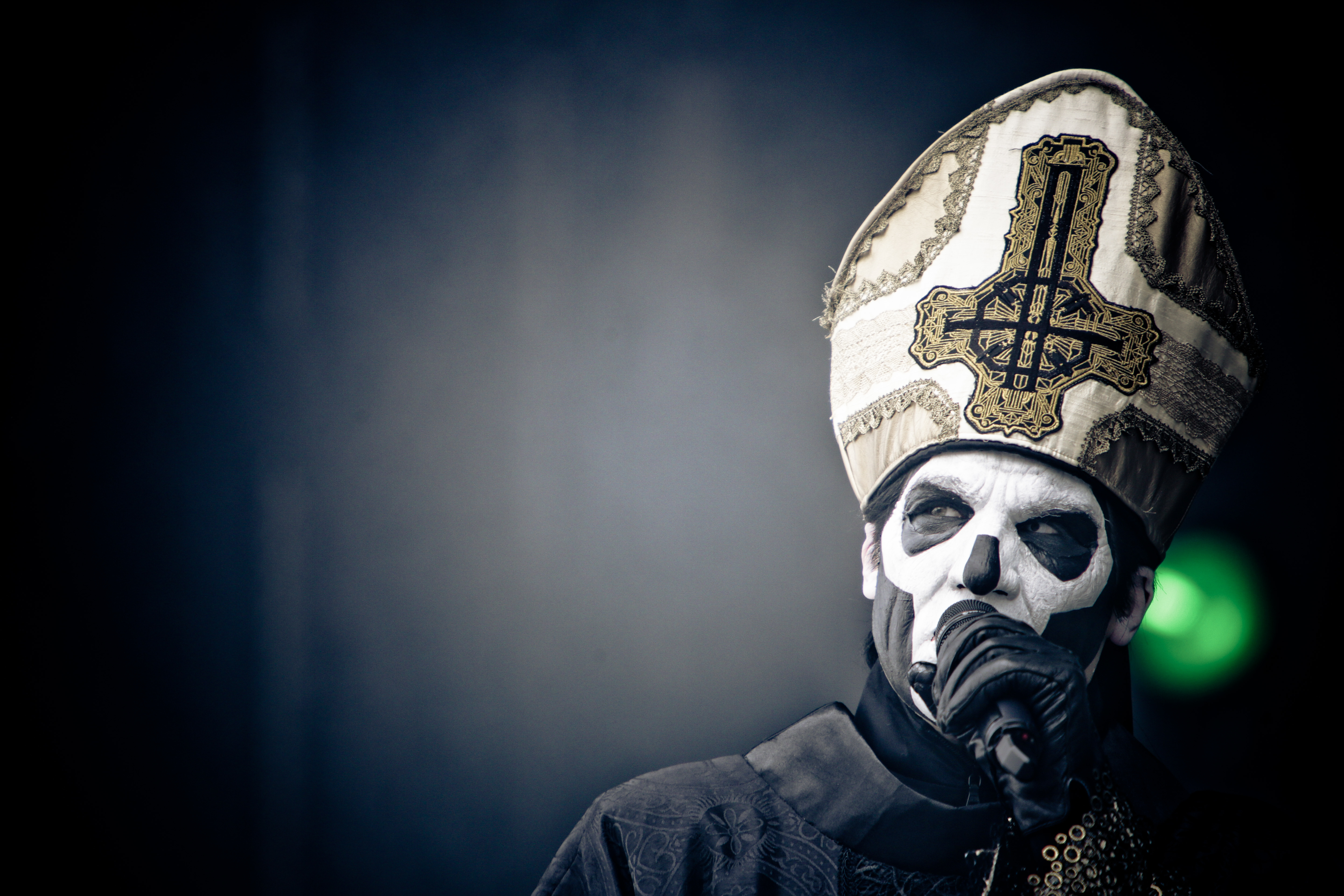 Ghost Is The Most Try Hard Satanic Rock Band On Earth Noisey