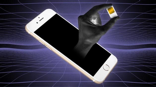 Резултат слика за SIM swapper