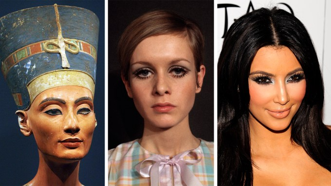 the history of eyeliner - vice