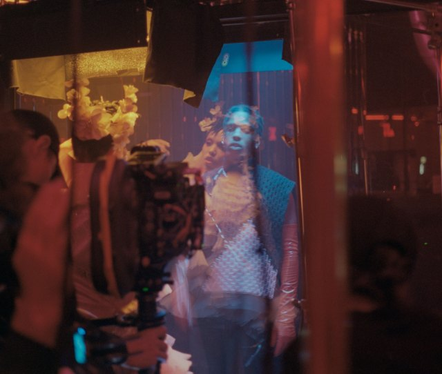 We Speak To The Director Behind Aap Rocky And Fka Twigs Incredible Fukk Sleep Video I D