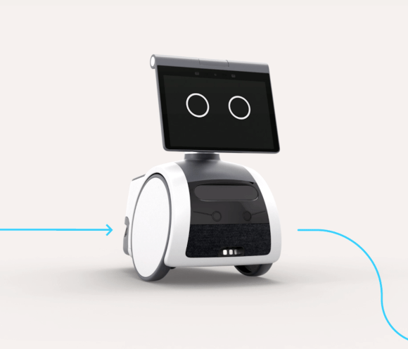 Leaked Documents Show How Amazon's Astro Robot Tracks Everything You Do