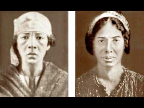 فيديو يكشف حقيقة براءة ريا وسكينة أشهر سفاحتين في تاريخ مصر