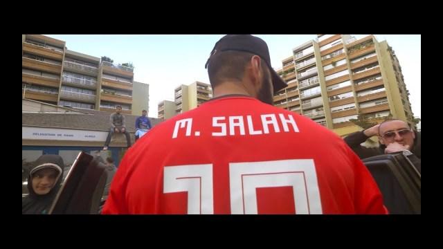 """أغنية تحطم مشاهدات يوتيوب.. """"بطلها"""" محمد صلاح"""